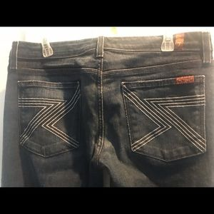 Women's 7 for all mankind Jenas
